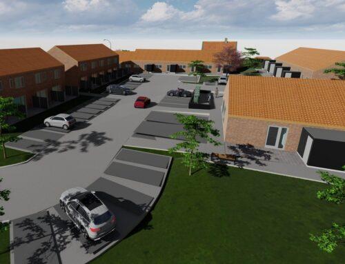 Spændende byggeopgave for ny partner i Kolding