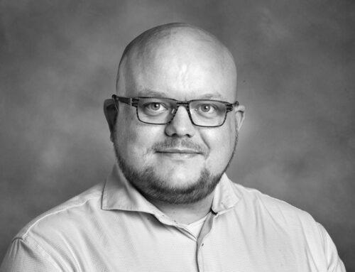 Kenneth Mikkelsen er ansat som ny kalkulatør hos CJ A/S