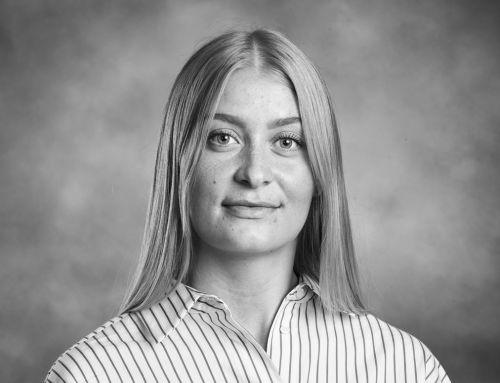 Camilla Buch Laursen – praktikant i erhvervsafdelingen