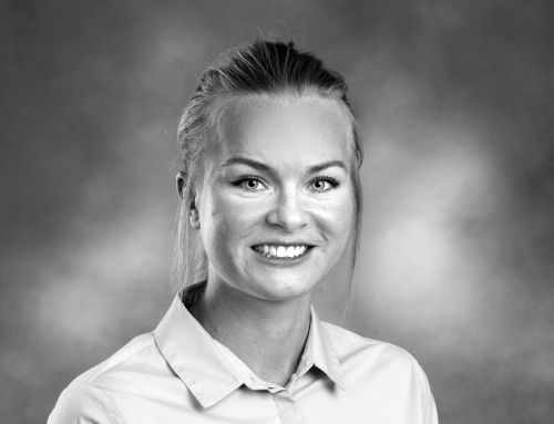Pernille Leed – praktikant i anlægsafdelingen